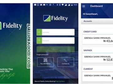 Download Fidelity Bank Mobile App | Fidelity Bank e-Money Wallet
