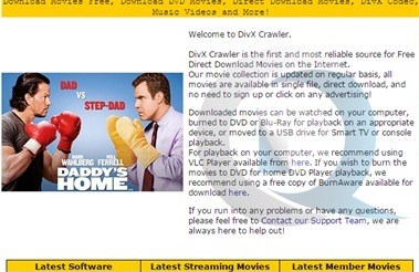 Divxcrawler.com Latest Movies Download Free