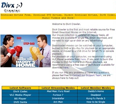 Divxcrawler.com Latest Movies Download Free