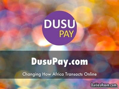 www.dusupay.com Registration - Dusupay Mobile Money Sign Up