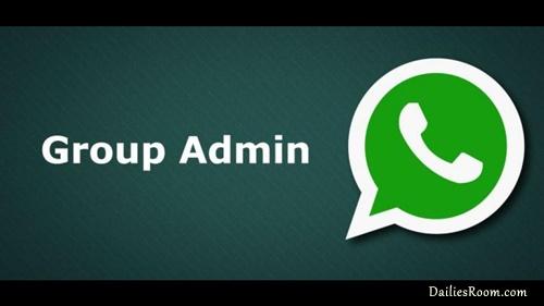 How To Choose A Whatsapp Group Admin   Whatsapp Admin Setting