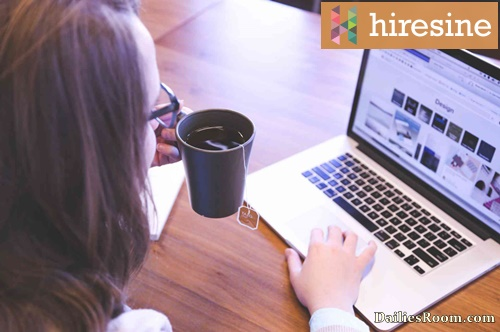 Hiresine Online Jobs Application - Hiresine Typing Job Review