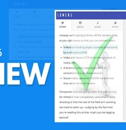 Lumen5 Review: How To Create A Lumen5 Account - Lumen5 Sign Up