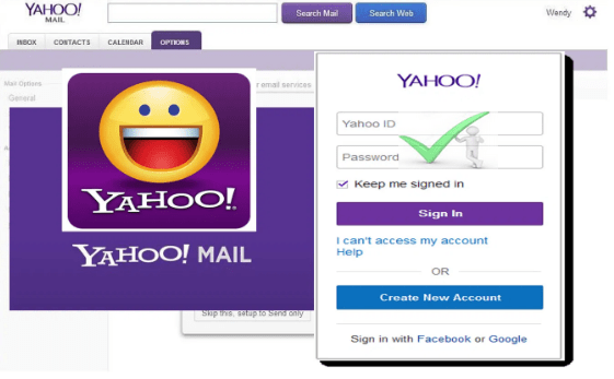 New Yahoo Email Account Sign Up For Yahoo Email Log In