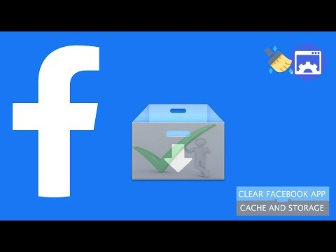 How To Clear Facebook Space Via Facebook App   FB Phone Cache