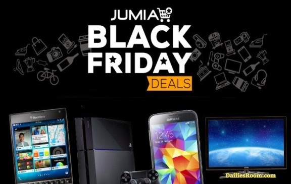 2020 JUMIA Black Friday In Nigeria - Dates, Deals & Discount Rates