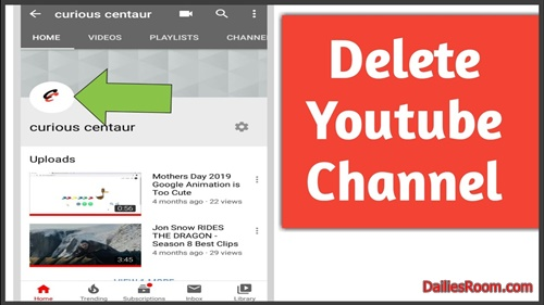How Delete YouTube Channel Permanently - YT Channel Deactivation