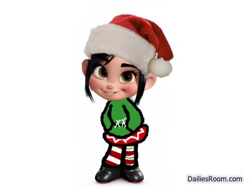 Facebook Christmas Avatar: Create FB Christmas Cartoon