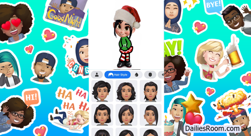 New Facebook Avatar Update For Christmas Holiday | FB Avatar App