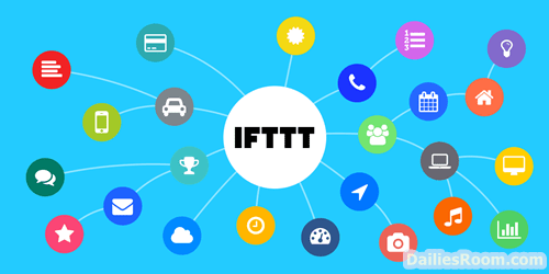 IFTTT App Download: www.ifttt.com Sign Up Account Online