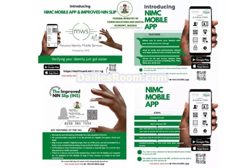 NIMC MWS Mobile ID Apk: NIMC Mobile App Download