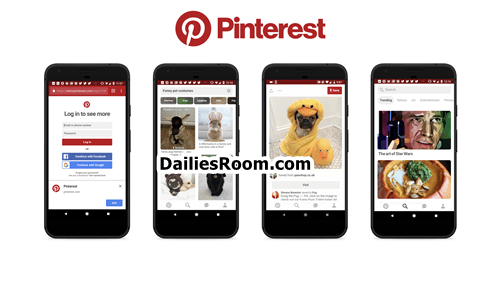 Pinterest Download: Pinterest Mobile Apk – Pinterest For Android & iOS