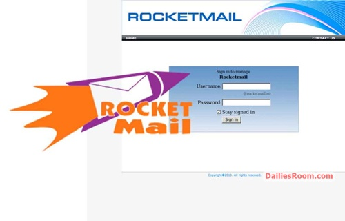 Rocket Email Sign Up: Rocketmail Yahoo Mail – Rocketmail.com Account