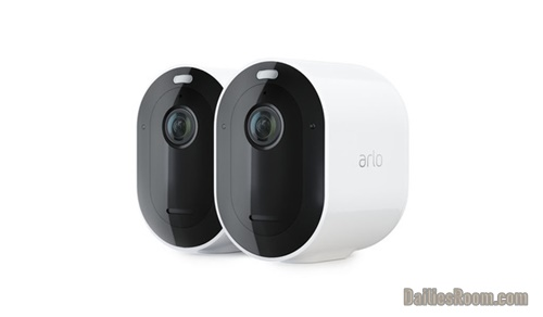 Smart 1080p HD Camera Review: Indoor/Outdoor Battery Camera