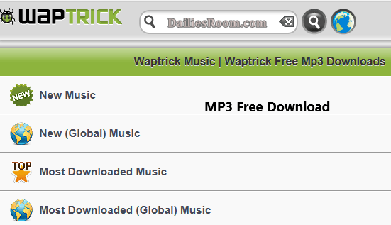 Waptrick Hot Mp3 Music: Waptrick Hot Songs Download