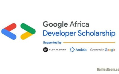 2021 Google Africa Developer Scholarship For Software Developers