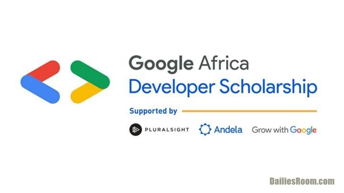2021 Google Africa Developer Scholarship For Software Developers