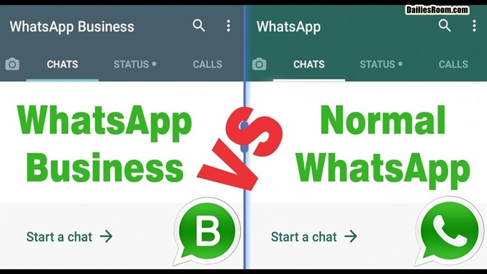 Whatsapp Business VS Personal Account (Differences & Similarities)