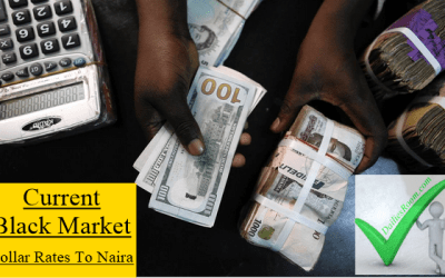 Where To Check: Today's Current Black Market Dollar Rates To Naira And Other Countries Like AbokiFX