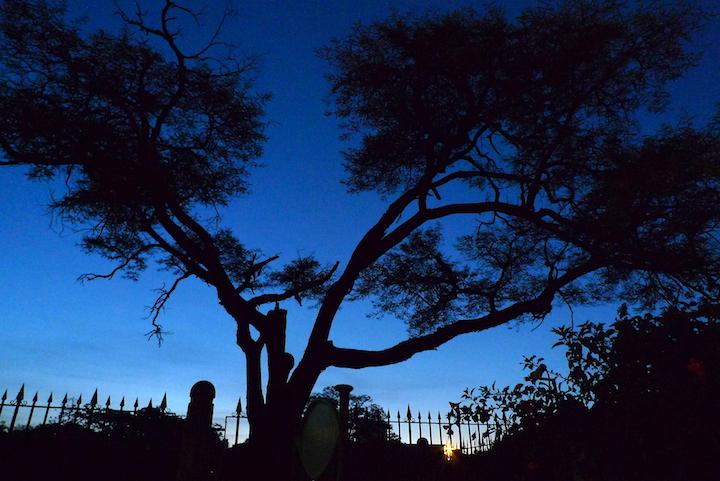 Blue Sky in Nairobi