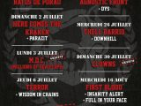 [PREVIEW] FESTIVAL SEE YOU IN THE PIT #7 – Eté 2017 – Secret Place – Montpellier (34)