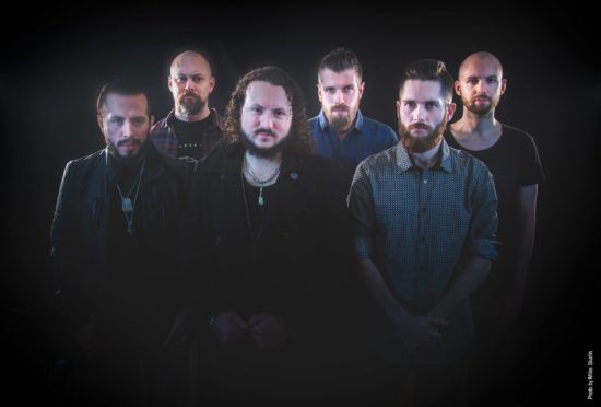 [INTERVIEW] HAKEN – Charlie Griffiths (guitare)