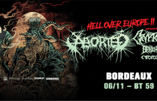 [Interview] ABORTED – SVEN (Chant)