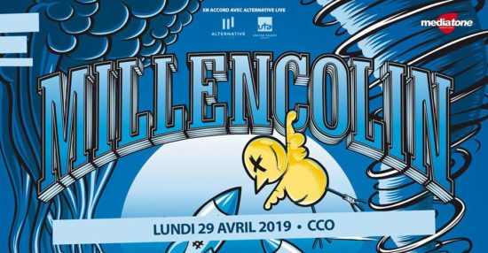[Preview]Millencolin+Woes-29/04-CCO Villeurbanne (69)
