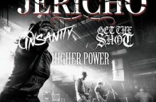 [PREVIEW] WALLS OF JERICHO + GET THE SHOT + INSANITY + HIGHER POWER- 14.08 – Aarau (CH)