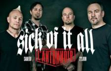 [PREVIEW] SICK OF IT ALL + GUEST  – 22.06 – L'Antonnoir – Besançon (25)