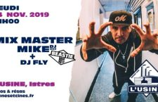 [PREVIEW] DJ MIX MASTEER MIKE + DJ FLY  – 14.11 – L'Usine – Istres ( 13)