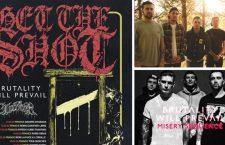 [PREVIEW] GET THE SHOT + BRUTALITY WITH PREVAIL+ WOLFPACK – 27.03 – Atelier des Môles  – Montbéliard (25)
