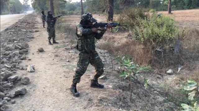 Image result for India kills 14 Maoist rebels