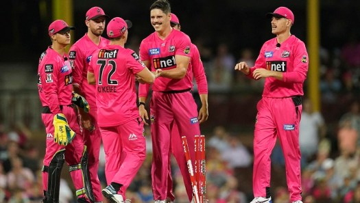 Sydney Sixers win Big Bash final, piling misery on Stars ...