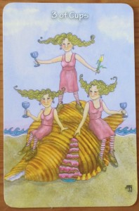 3 of cups hezicos