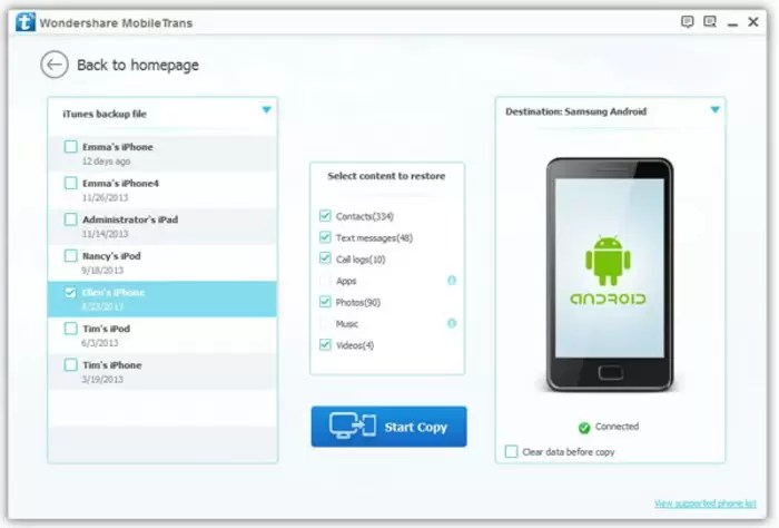 WonderShare MobileTans 6.0.2 Crack-daily2k