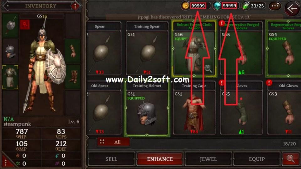 Darkness Reborn Hack – Coins,Diamonds Generator Cheats [Download Free]