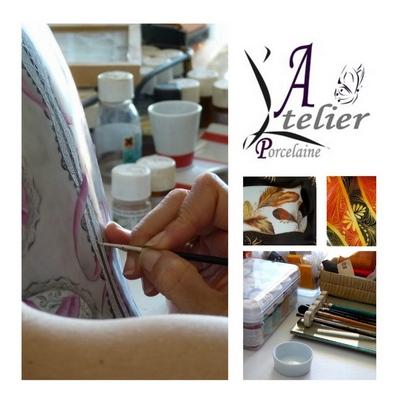 Atelier Porcelaine boutique en ligne