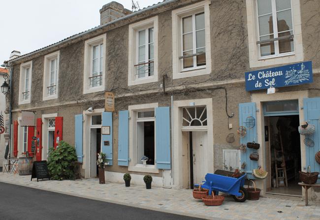 Devantures-Noirmoutier