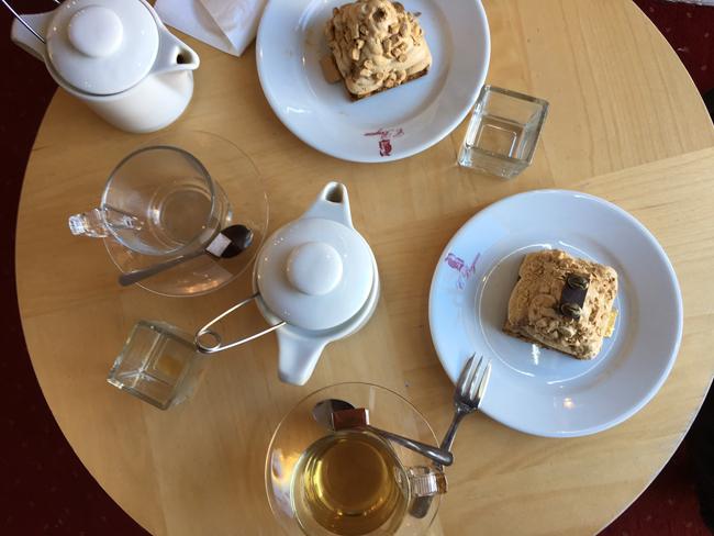 salon de thé bagiau cholet
