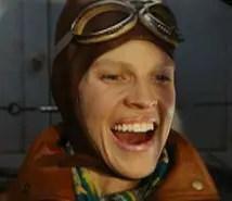 Hilary Swank as Ameila Earhart