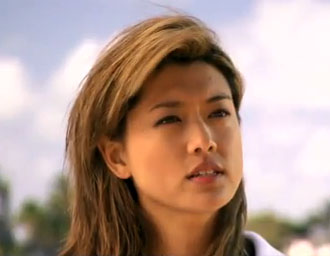 Grace Park in Hawaii Five-O