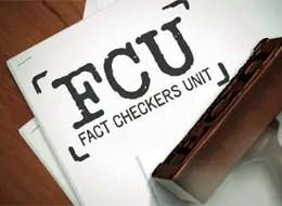 Fact Checkers Unit logo