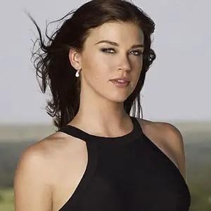 Actress Adrianne Palicki