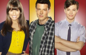 Glee-Lea-Michelle-Corey-Monteith-Chris-Colfer
