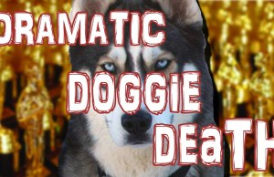 Watch This Dog's Death Scene. Brilliant! (video)