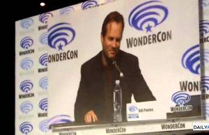 WonderCon: Bill Paxton Talks 'Edge of Tomorrow', Working with Tom Cruise and More! (video)