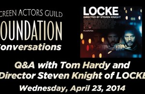 Tom Hardy and Director Steven Knight Talk 'Locke' (video)