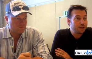 Interview: Adam Baldwin on 'The Last Ship' and Shooting Out of Continuity (video)
