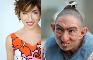 Naomi Grossman as Pepper in American Horror Story